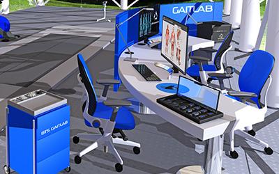 Laboratório de Análise da Marcha BTS GAITLAB