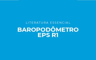 Literatura Essencial Baropodômetro EPS R1