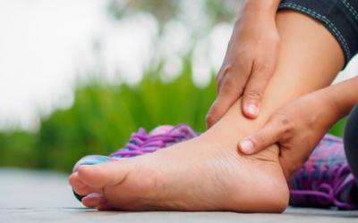 CASO CLÍNICO: Entorse de tornozelo em inversão – Tratamento e avaliação com fluxo digital