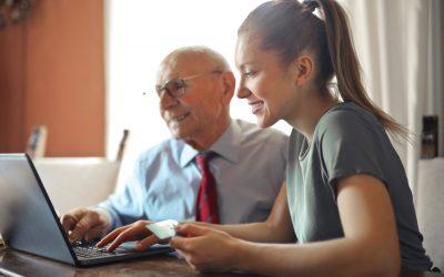 O que o cliente comenta uma vez que a avaliação tecnológica termina?